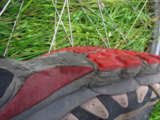 Wolverine Foam Sole in Hiking Shoes