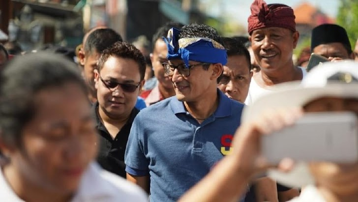 Pendukung Jokowi Di Bali Menolak Wisata Halal Usulan