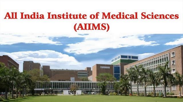 AIIMS Jodhpur Junior Resident (Clinical) Recruitment