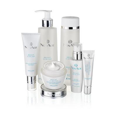 4 простых шага к красивой коже: комплексный уход против пигментации NovAge Bright Sublime