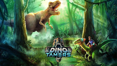Dino Tamers MOD APK Download | Jurassic Riding MMO (Early Access)