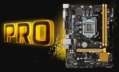Motherboard Biostar H110MD PRO D4 Support Processor Skylake