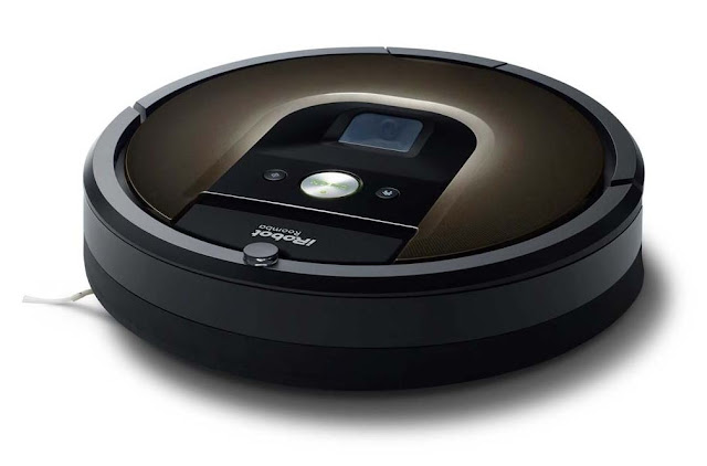 iRobot Roomba 980 robotski sesalnik