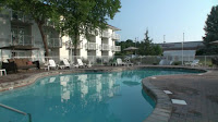Outdoor pool Wi-Fi private balconies