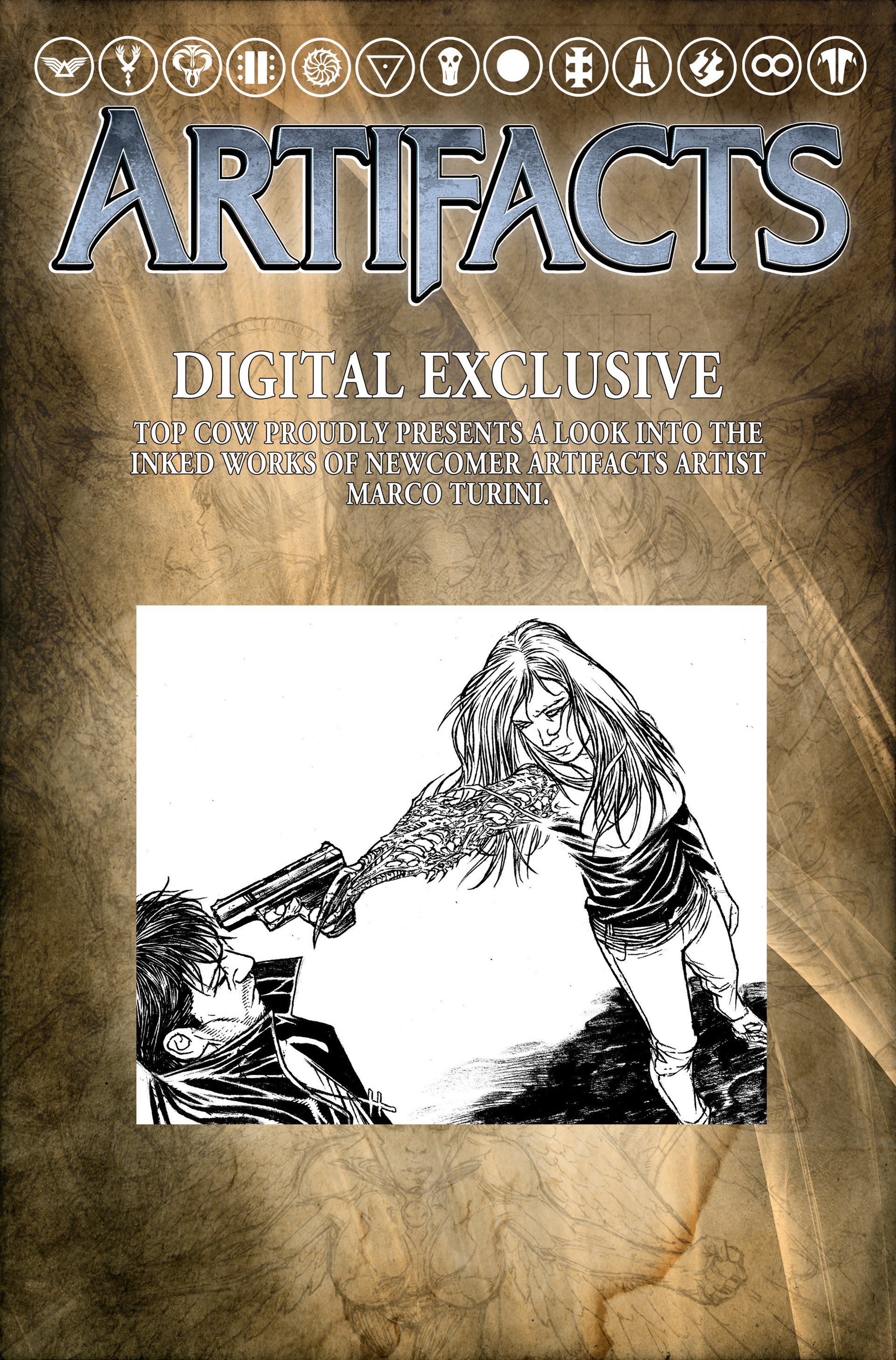 Read online Artifacts comic -  Issue #26 - 32