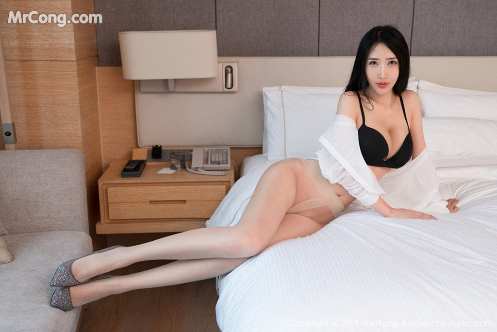 Image HuaYang-2018-06-13-Vol.052-Yu-Xin-Yan-MrCong.com-007 in post HuaYang 2018-06-13 Vol.052: Người mẫu Yu Xin Yan (余馨妍) (39 ảnh)