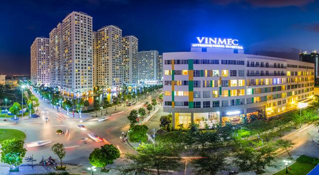 Khu đô thị Vinhomes Times City của Vingroup