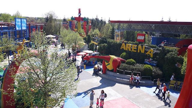 Legoland - Familienausflug