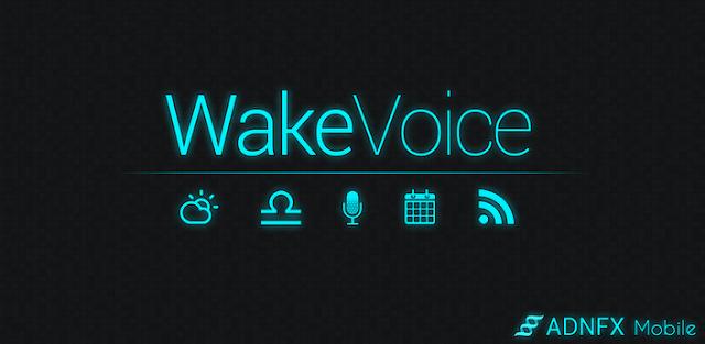 WakeVoice - vocal alarm clock v6.0.11 Apk Miki