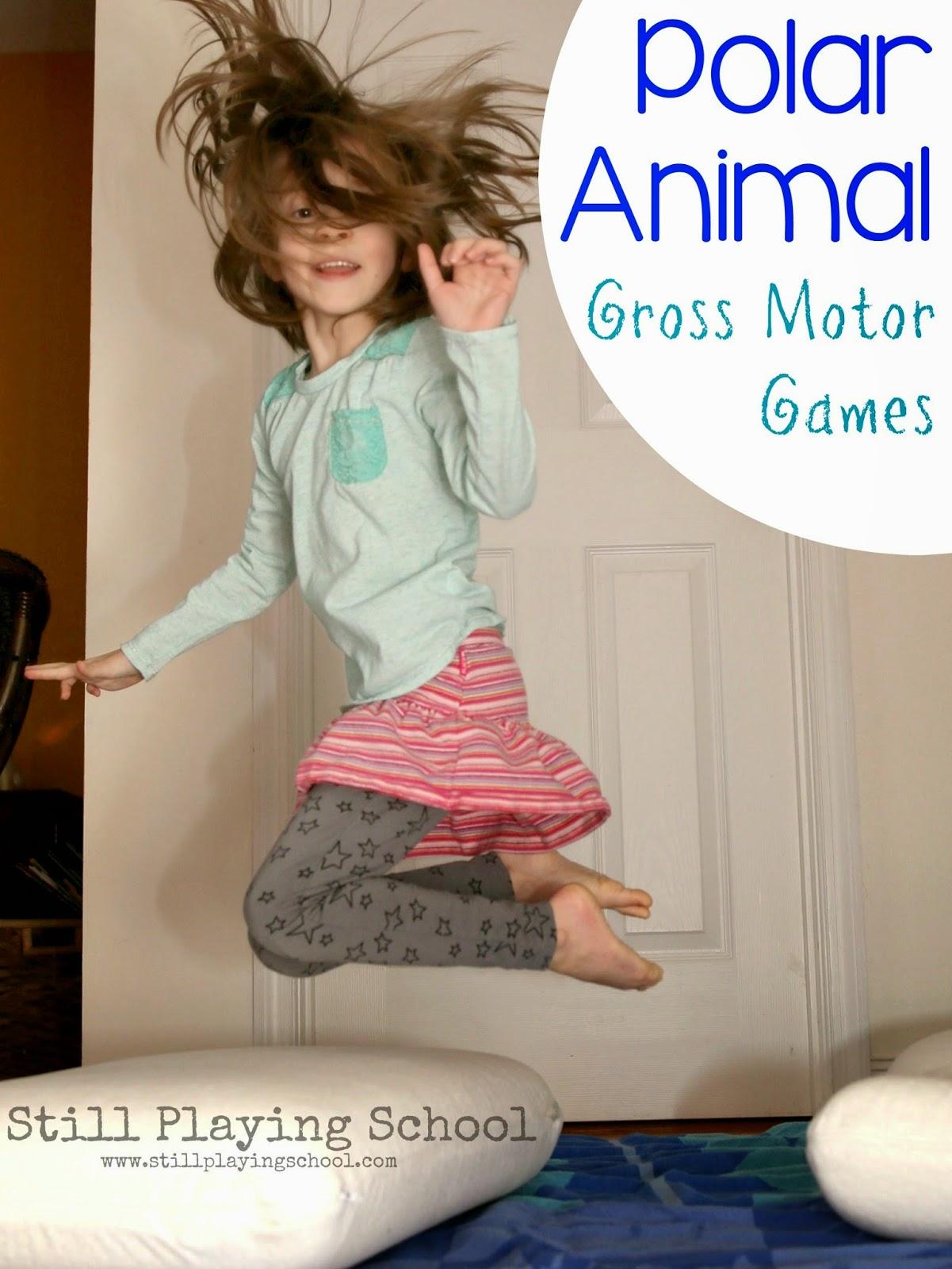 Polar Bear Crafts Amp Activities For Kids