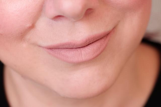 Lippenstift in Nude