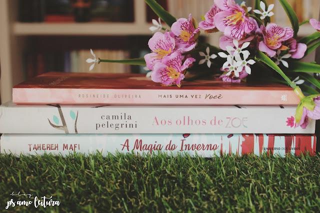 novos livros
