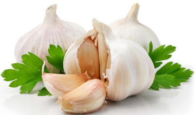Garlic for hair fall treatment