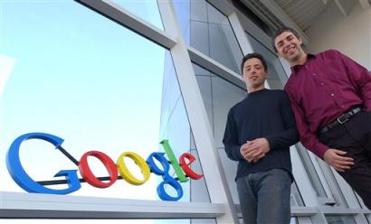 Kisah Inspiratif Pendiri Google Inc Larry Page dan Sergey Brin