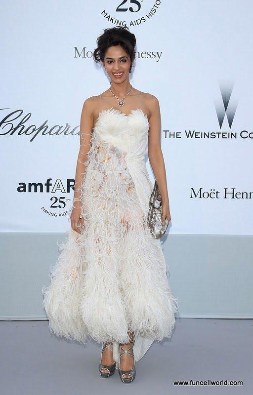 Mallika Sherawat Amfar Weinstein Cannes Film Festival Hot -5805