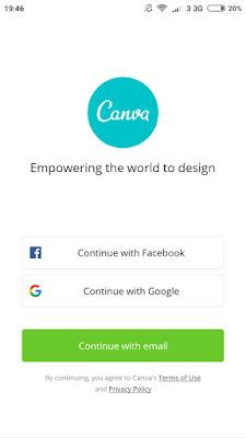 Aplikasi Pembuat Poster Android
