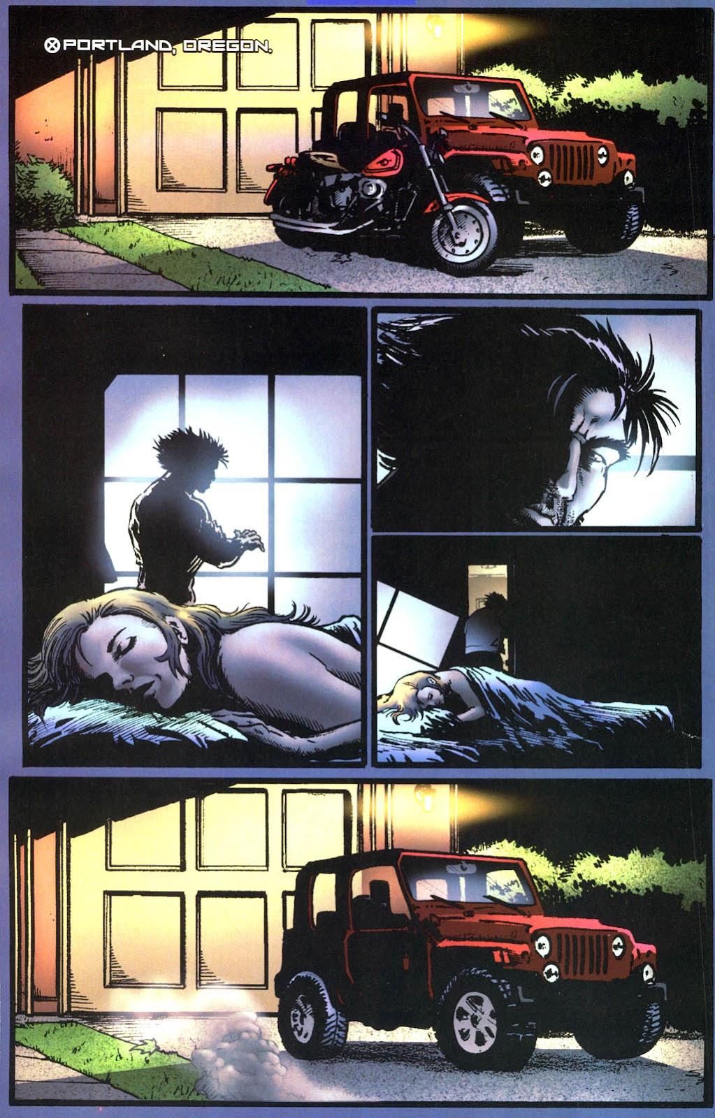 Read online Wolverine (2003) comic -  Issue #13 - 12