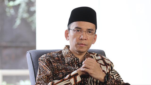 TGB: Keislaman Jokowi Terdokumentasi dengan Baik