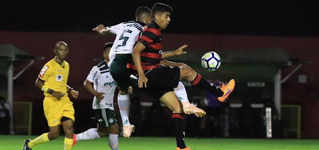 Final do Brasileirão Sub-20 termina com briga e invasão de campo no Barradão