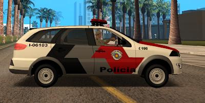 VIATURA POLICIAL GTA