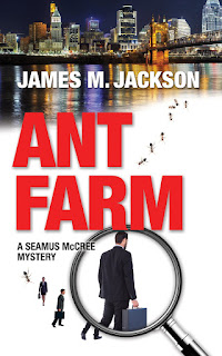 Ant Farm (Seamus McCree #1) Cover