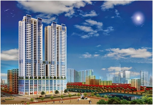 Chung cư New Skyline