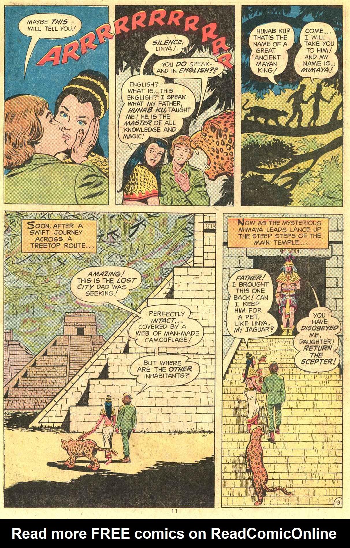 Read online World's Finest Comics comic -  Issue #230 - 11