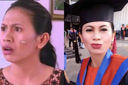 Sering Berperan Sebagai Pembantu, Begini Kehidupan Ana C Pinem di Dunia Nyata, Awas Kejang-Kejang !!