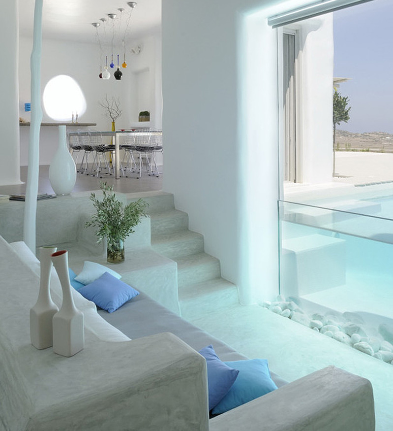 Greece House With Swimming Pool