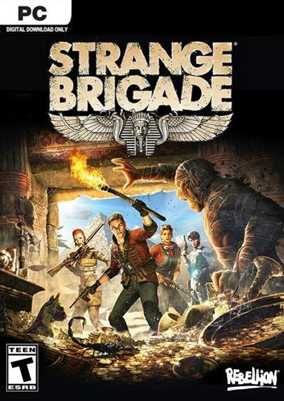 โหลดเกมส์ Strange Brigade