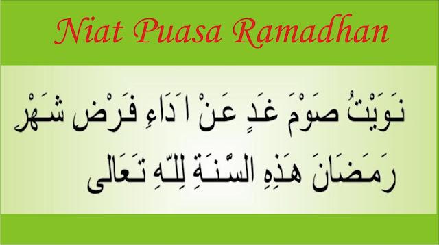 niat sebulan puasa, niat puasa ramadhan, cara niat puasa, niat buka puasa, niat puasa isnin, niat puasa sunat, niat puasa sebulan bulan ramadhan rumi