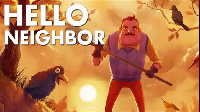 Hello Neighbor-CODEX