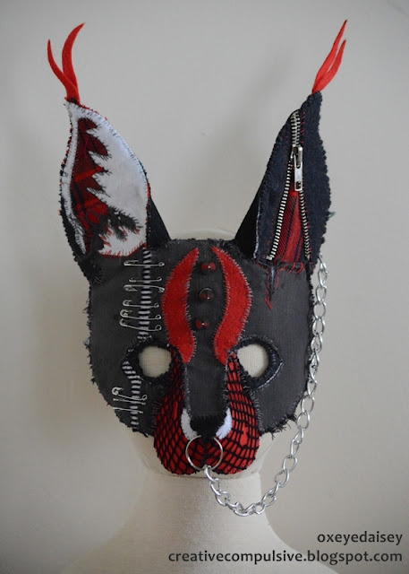 punk rock mask