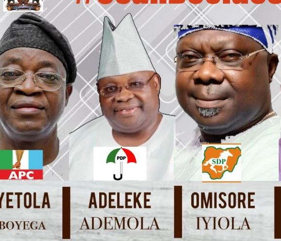 Thursday 27th declared as date for Osun governorship election re-run by INEC