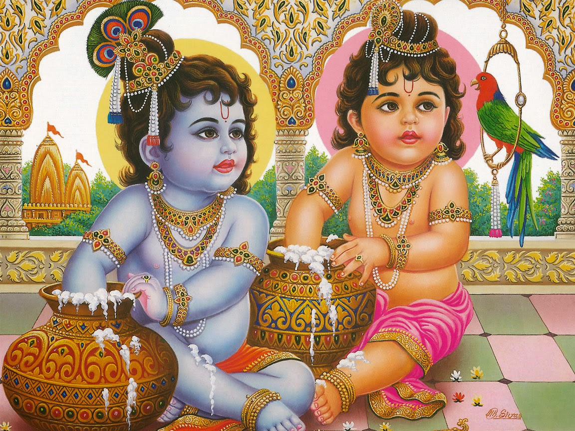 Lord Sri Krishna Janmashtami Wallpapers