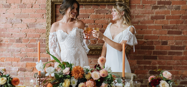 Autumn Wedding Inspiration Featuring Wilderly Bride