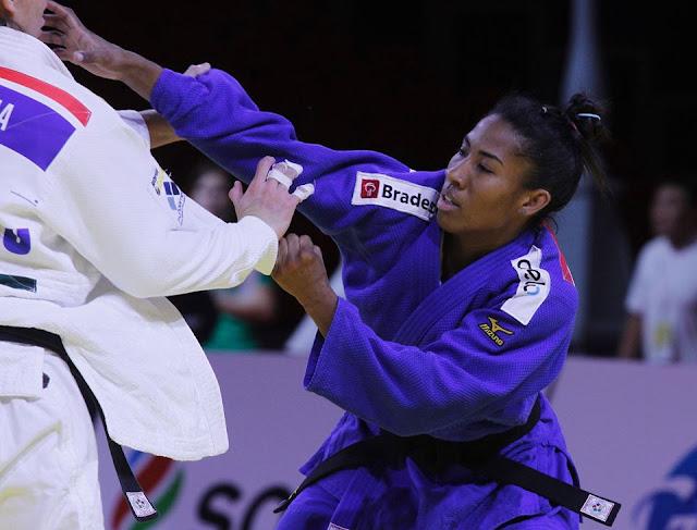Medalhista olímpica, ceilandense Ketleyn Quadros vai disputar seletiva nacional