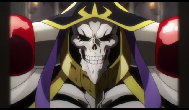 Overlord anime got its first teaser for 2nd season
