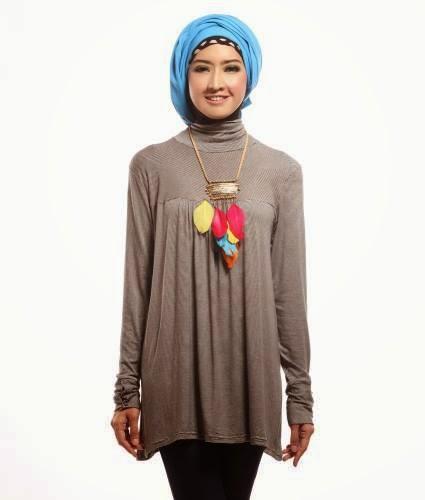 Baju Muslim Lebaran Gaul Model Baru