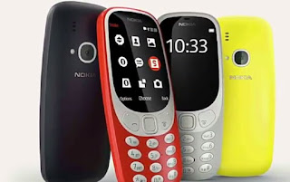 Nokia 3310 Back With New Look Launch In MWC 2017