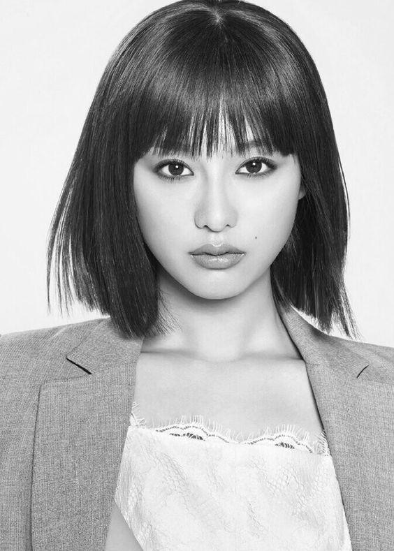 kim ji won adorable hairstyle