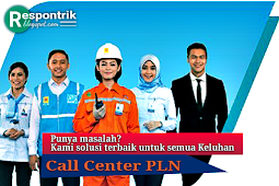 Nomor Telepon Call center PLN Berdasarkan Wilayah