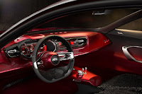 Kia Proceed Concept (2017) Dashboard
