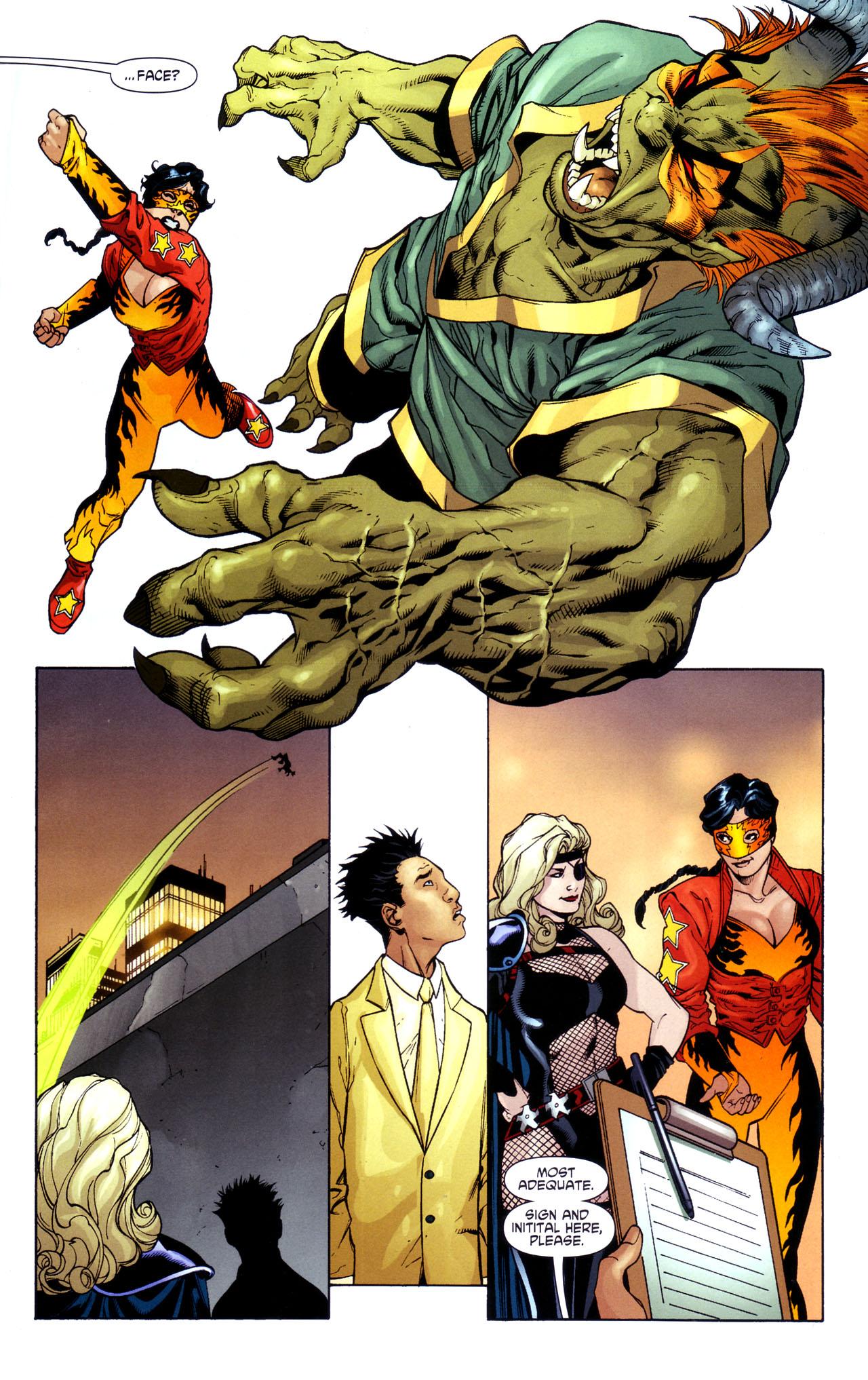 Read online Wonder Woman (2006) comic -  Issue #34 - 16