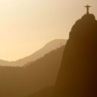 El Cristo de Río de Janeiro vigila desde su atalaya