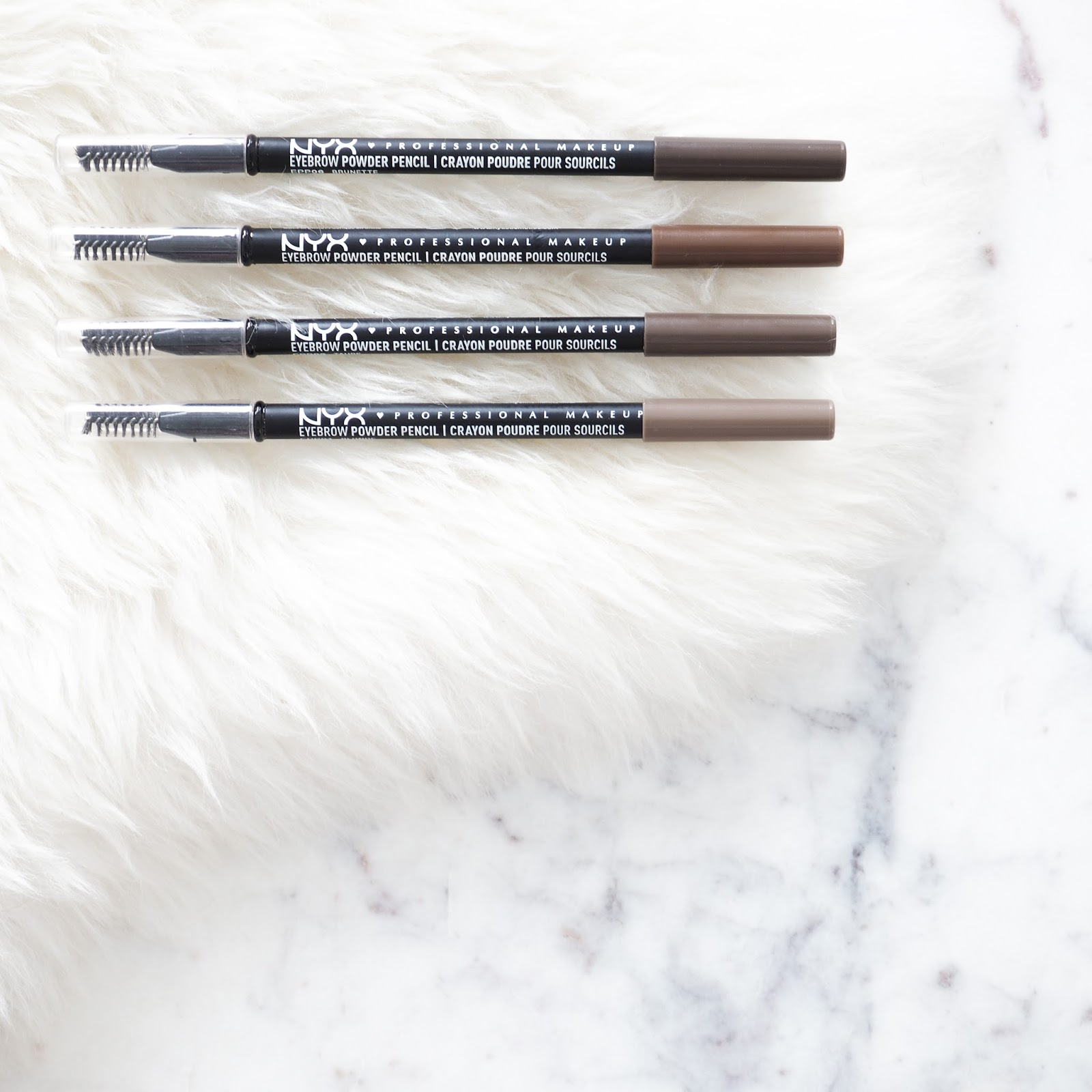NYX Eyebrow Powder Pencil / Recenze