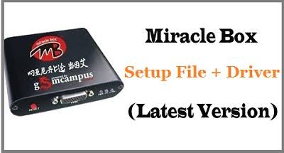 Miracle Box Latest Version Free Download
