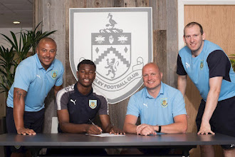 Burnley signs Nigerian defender