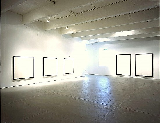 Art now and then jo baer for Minimalist art 1960