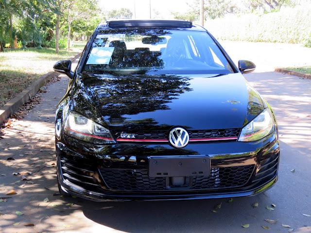 VW Golf GTI 2017